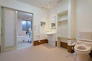 リフト浴室