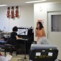 青木啓子さんによる歌のコンサート