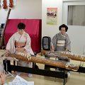 9月の院内行事〜箏と尺八の演奏会